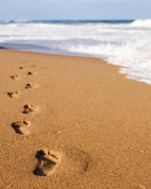 sandspuren
